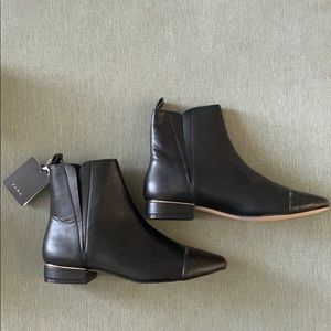 NWT Zara Ankle Boots